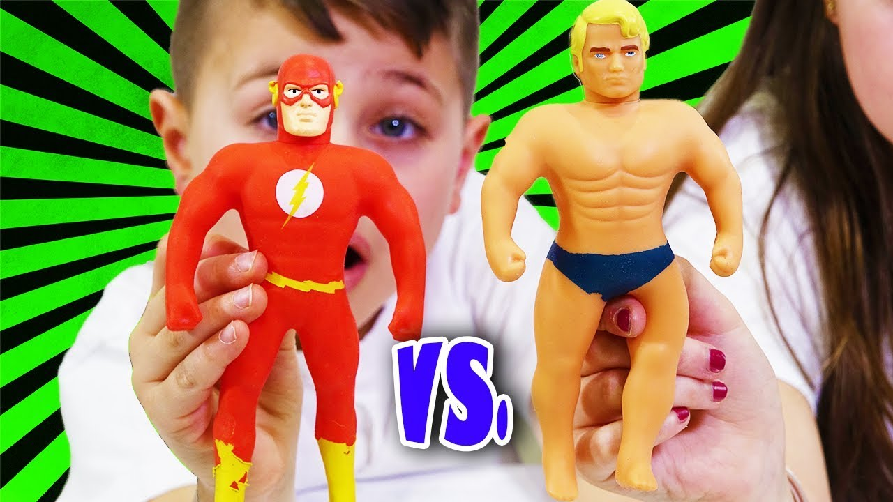 Stretch Armstrong Flash