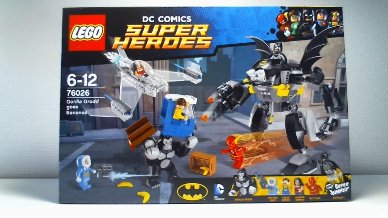 LEGO Live Construction : DC Comics Super Heroes' Gorilla