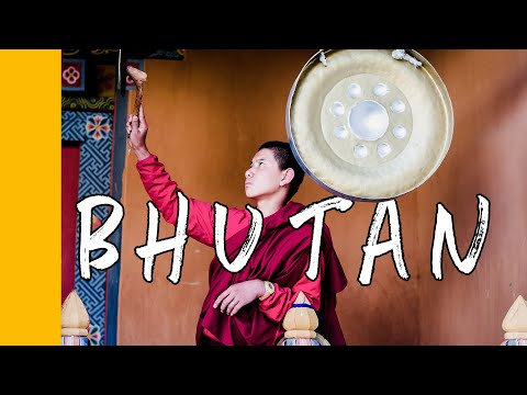 BHUTAN - A short travel film