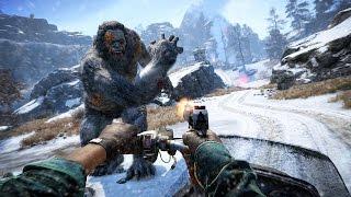 Обзор дополнения Долина Йети для Far Cry 4