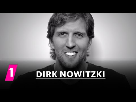 Dirk Nowitzki im 1LIVE Fragenhagel (English subtitles) | 1LIVE