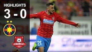 Rezumat: FCSB - FC Hermannstadt 3-0 Etapa 23, Liga 1, editia 2018-2019