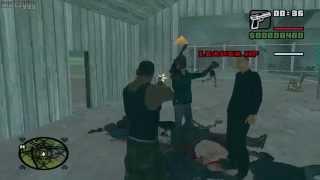 Left 4 Theft - GTA San Andreas Mod Gameplay (1080p)