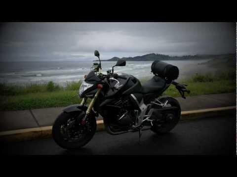 2011 Honda CB1000R Break-in Ride Oregon