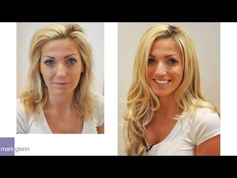 Amazing Hair Extensions - Mark Glenn Hair Enhancement, London