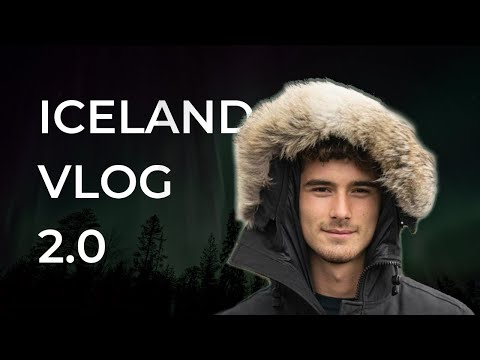 Iceland Vlog - Stopped By POLICE, Building Culture & Ad SHUTDOWNS!