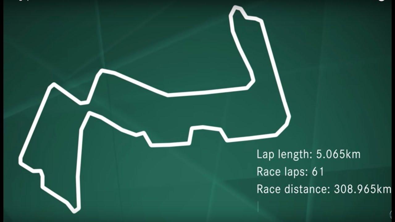 Circuito Singapur : Valtteri bottas te cuenta como es el circuito de singapur 12 09