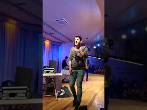 Norm Ender ft Norm Erman Eksik Etek 2018 Karşıyaka Bostanlı Suat Taşer Konseri