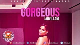 Jahvillani - Gorgeous [Audio Visualizer]