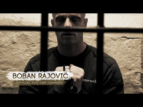 BOBAN RAJOVIĆ - BARABA (OFFICIAL VIDEO)