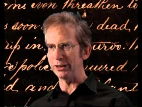Imagining Ned Kelly: Interview with Peter Carey