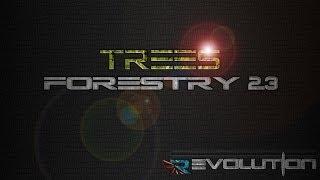 гайд Как скрещивать деревья в Forestry 1.7.10
