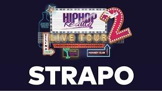 HIPHOP REALITY LIVE #46 - STRAPO |NAŽIVO|