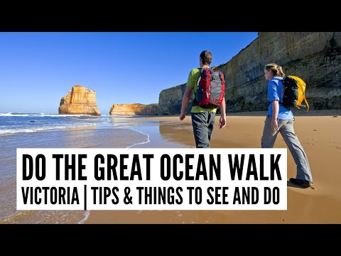 Tips for doing the Great Ocean Walk in Regional Victoria - Tour the World TV