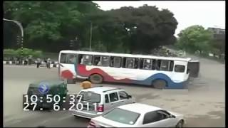 most dangerous roads accidents in the world 2017