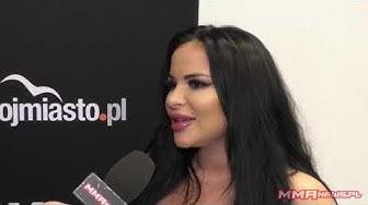 """Fame MMA 5: Monika """"Esmeralda"""" Godlewska o walce z siostrą i oralnych upodobaniach Ewelony"""