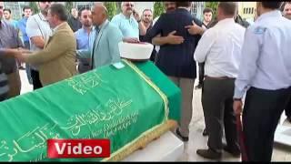 Hüseyin Kaplan Hocaefendi'nin Cenaze Namazı (20.09.2016)
