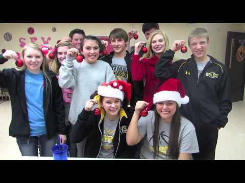 Quitman Arkansas Public Schools Christmas Video 2013