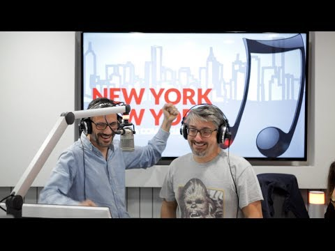 Rádio Comercial | Vila do Conde no New York, New York