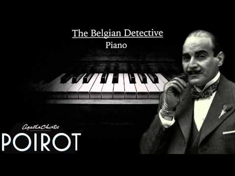The Belgian Detective/From Poirot TV serie/ Piano arrangement + partition