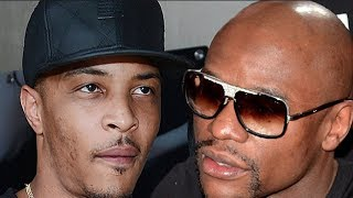 Mayweather & T.I. Speak On Fight!
