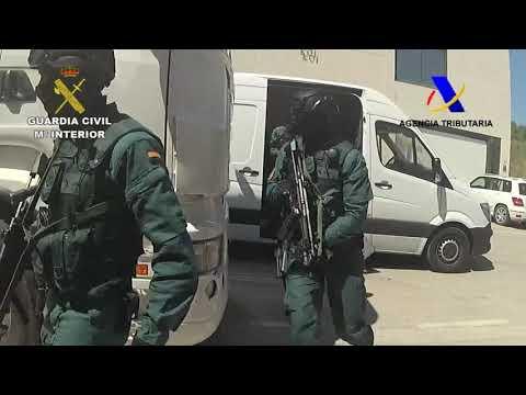 Operación fraternity Algeciras