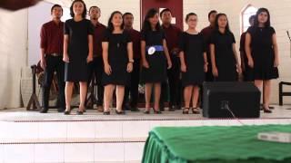 Persembahan Vocal Group no undi 3 RESORT GKPS RAYA KOTA