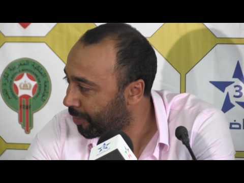 MAS vs FUS: Tarik Sektioui s'effondre en larmes après l'élimination du MAS