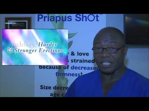 Dr. Abraham Woods Talking About The P Shot For Men