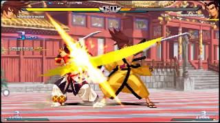 Yoshitora Vs. Haohmaru - Samurai Shodown V!