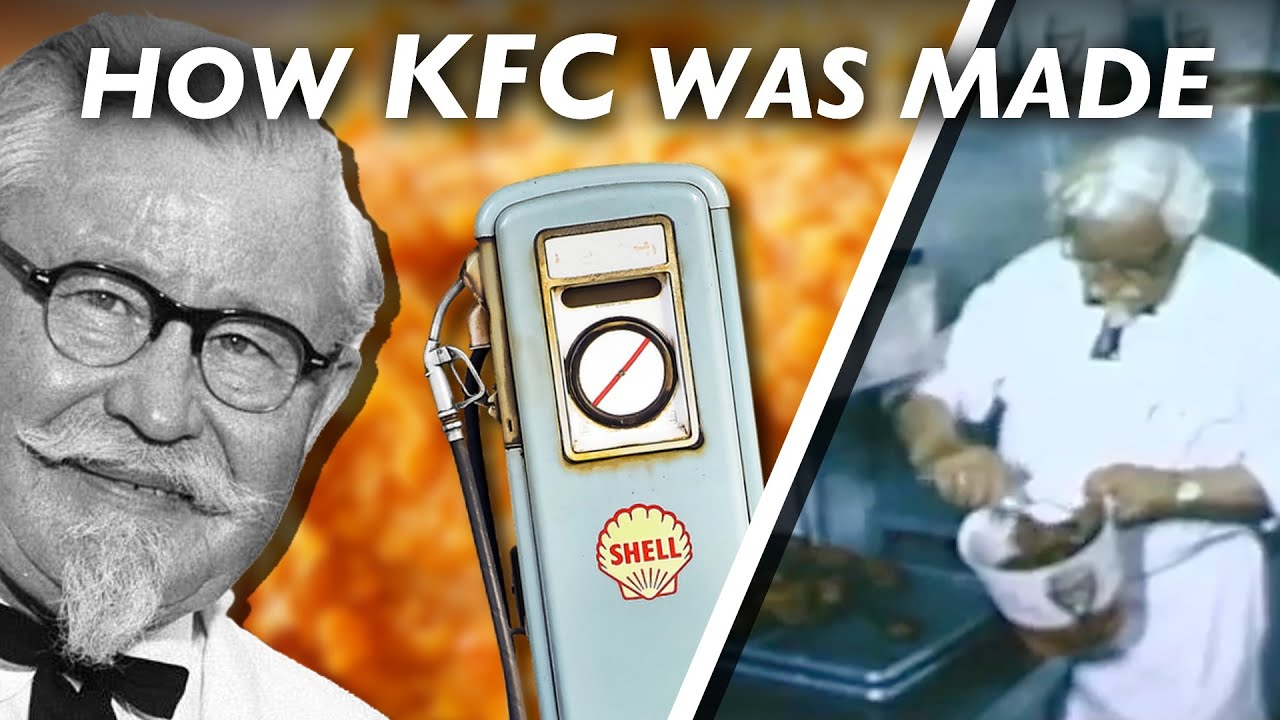 Download How KFC Was Made from a Gas Station Chicken Recipe