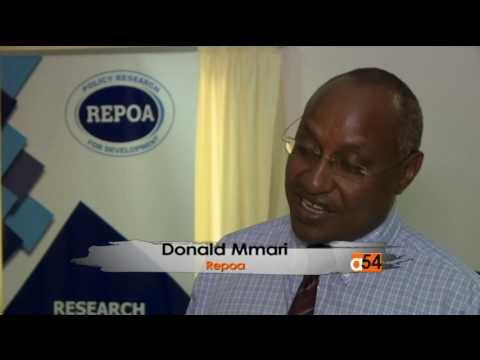 President tackles Tanzania's economy