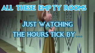 Download Do You Want To Build A Snowman Frozen karaoke version MP3 song and Music Video