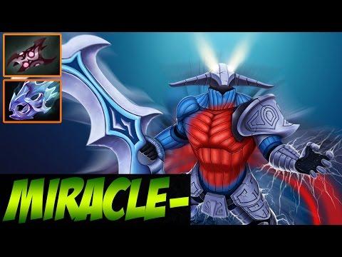 Miracle- 8937MMR Plays Sven - Dota 2