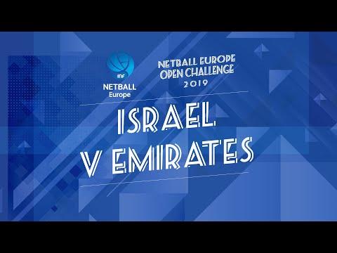 Ireland V Emirates | Netball Europe Open Challenge