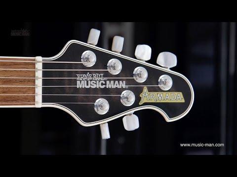 Ernie Ball Music Man: ARMADA