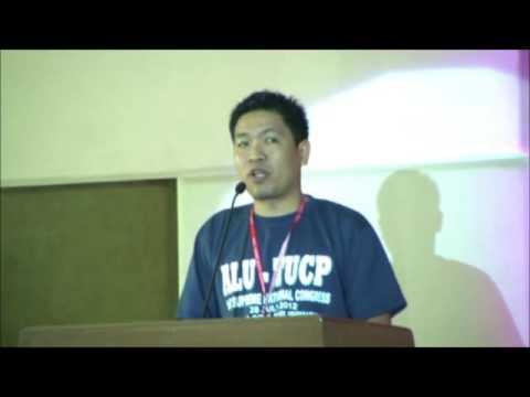 Atty. Democrito Mendoza Speech