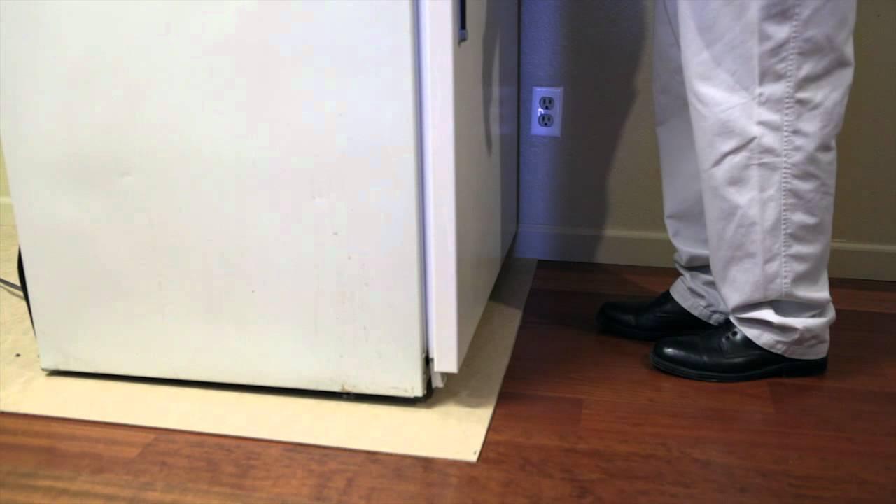 Urban Floor When Moving Appliances  YouTube