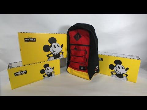 Disney Vans Sneakers Live Unboxing! Sorcerer Mickey Sneakers, Backpack & More!
