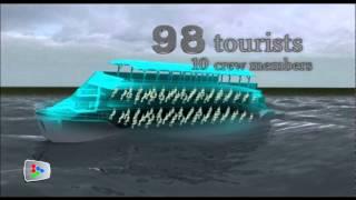 Catamaran capsizes in Costa Rica killing 3 tourists