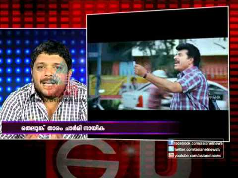 Johny Antony Director Johny Antony speaking about his latest movie Thappana