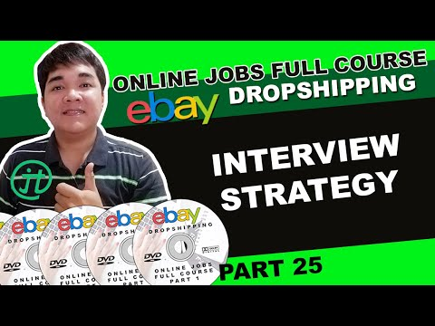 Interview Strategy Tip For Beginners Online Jobs Philippines Tutorial Tagalog