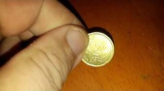 20 centtiä on iso housuissa,mutta pieni kukkarossa