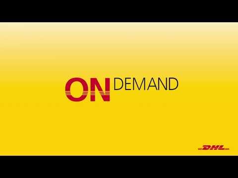 DHL Express 自選遞送服務 On Demand Delivery  (中文字幕)