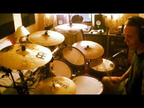 Human Mycosis - VRL Studio drum cam