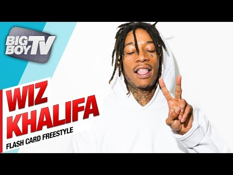 "Wiz Khalifa & Big Boy Freestyle About, ""Robot Legs""  & A Lot More Craziness! 