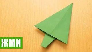 Елка из бумаги своими руками. Новогодняя елка оригами(Елка из бумаги своими руками мастер класс. Такая новогодняя елочка собирается очень легко, вам нужен только..., 2015-11-15T18:29:39.000Z)