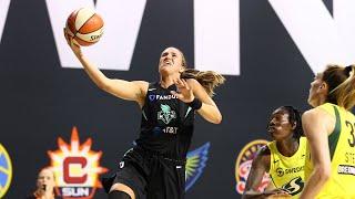 Sabrina Ionescu Scores 12 PTS In 2020 WNBA Debut