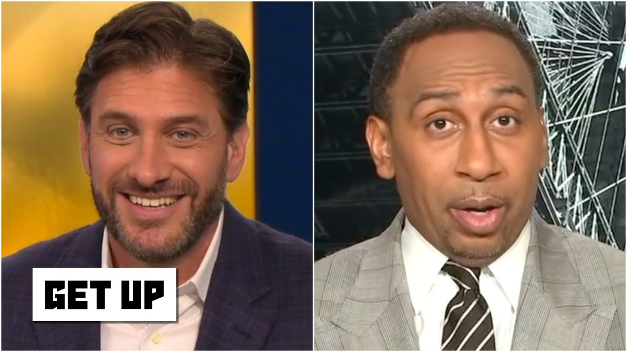 'You're wrong here' - Stephen A. and Greeny debate Draymond's Kevin Durant comments | Get Up