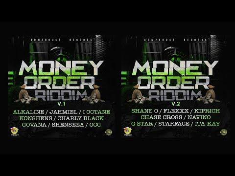 Money Order Riddim Mix►SEPT 2018►Alkaline,Jahmiel,Govana,Konshens,I Octane & more(Armzhouse Records)